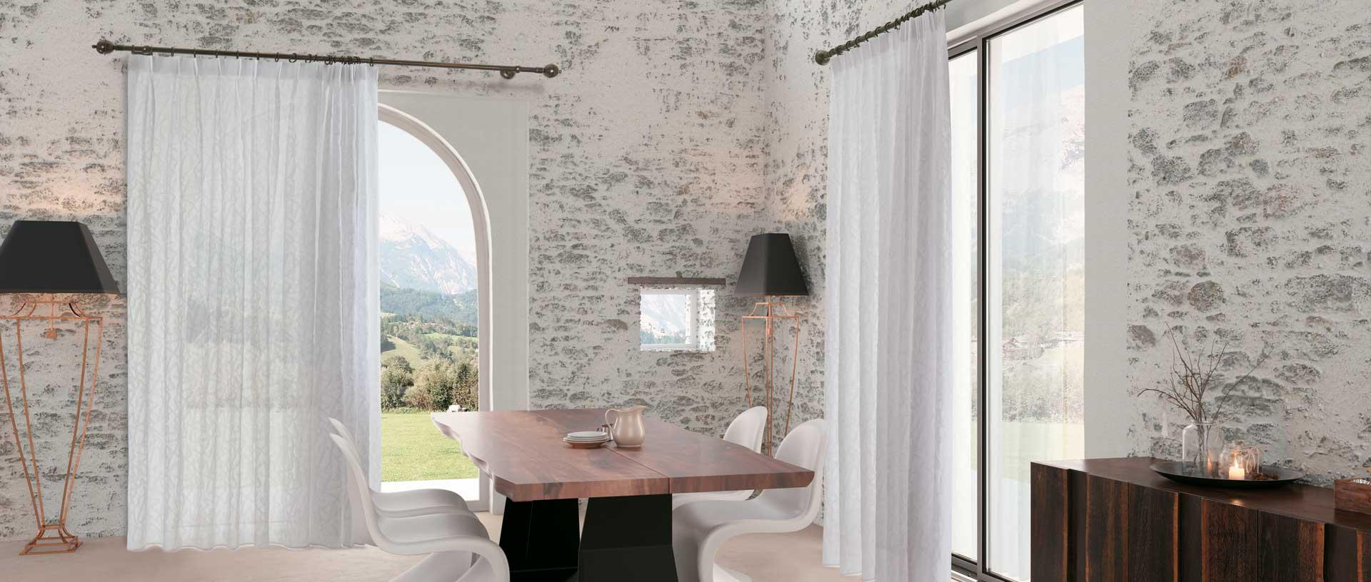 Tende a soffitto ikea idee di design nella vostra casa - Ikea bastoni per tende ...
